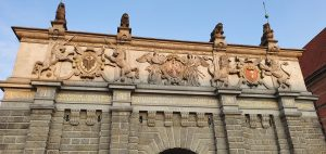 The High Gate In Ggdansk