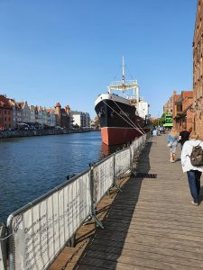Gdansk Docks