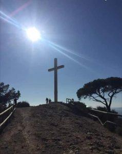 The Benidorm Cross